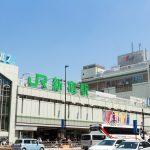 新宿駅(駅周辺街評価)